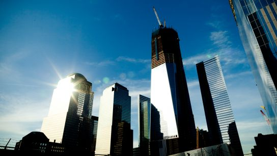 Freedom Tour, ou One World Trade Center de son nom actuel.