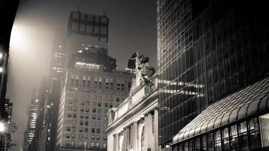 Grand Central Terminal n'est pas en reste…