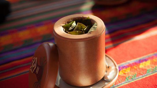 Le fameux thé au coca