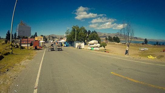 Dernier regard vers le Pérou