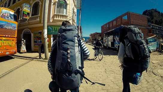 Copacabana, Bolivie