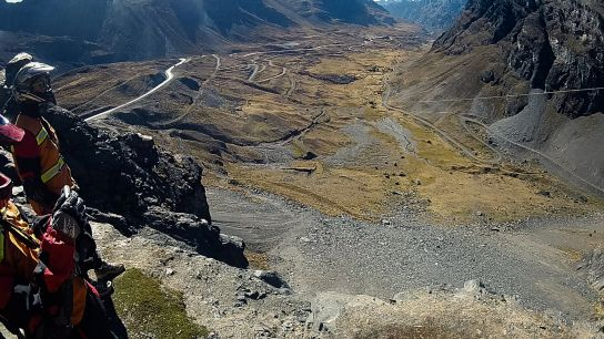 Death Road, Bolivie