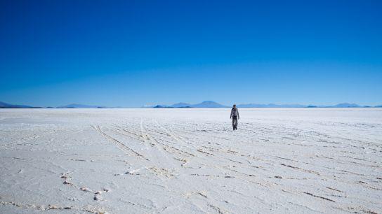 Salar de Uyuni, Bolivie