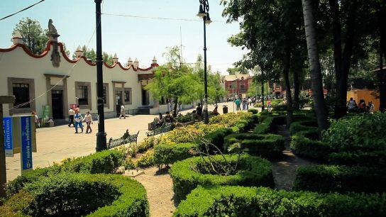 Coyoacán, Mexico City, Mexique
