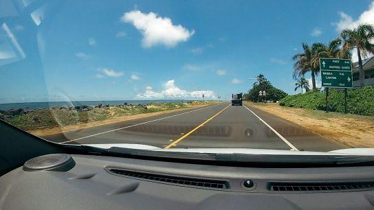 Highway 50, to Waimea Canyon and Koke'e State Park