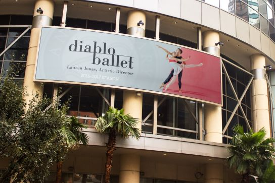 Diablo Ballet — Saison 2016–2017