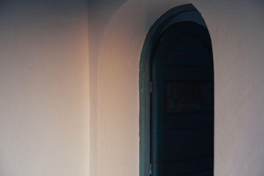 Nuances de Blanc, El Maâmoura, Sidi Bou Said, Tunisie