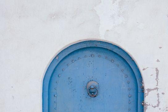 Shades of White, El Maâmoura, Sidi Bou Said, Tunisia.