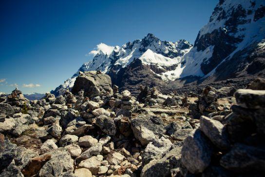 El Paso, Abra Salkantay, Salkantay Trek, Peru
