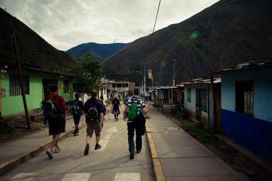 Santa Teresa, Salkantay Trek, Peru