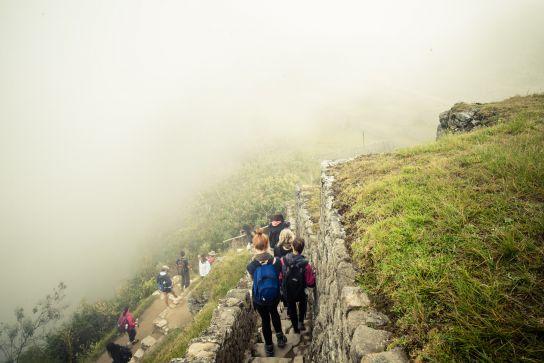 Machu Picchu, Salkantay Trek, Peru