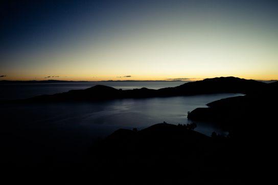 Isla del Sol, Lac Titicaca, Bolivie