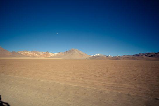 Désert de Salvador Dalí, Bolivie