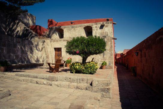 Monasterio de Santa Catalina, Arequipa, Pérou