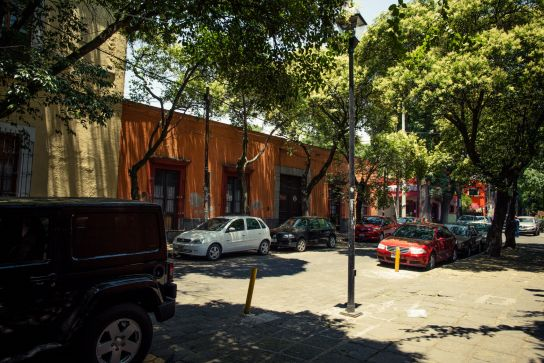 Coyoacán, Mexico City, Mexique