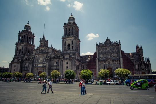 Historical Center, Mexico City, Mexico
