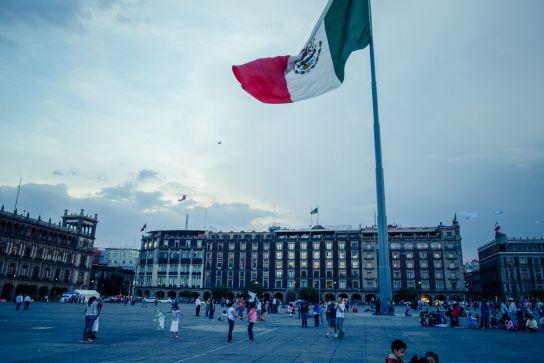 Centre Historique, Mexico City, Mexique