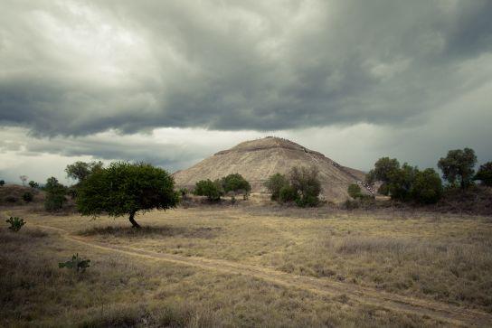 Pyramides de Teotihuacan, Mexique