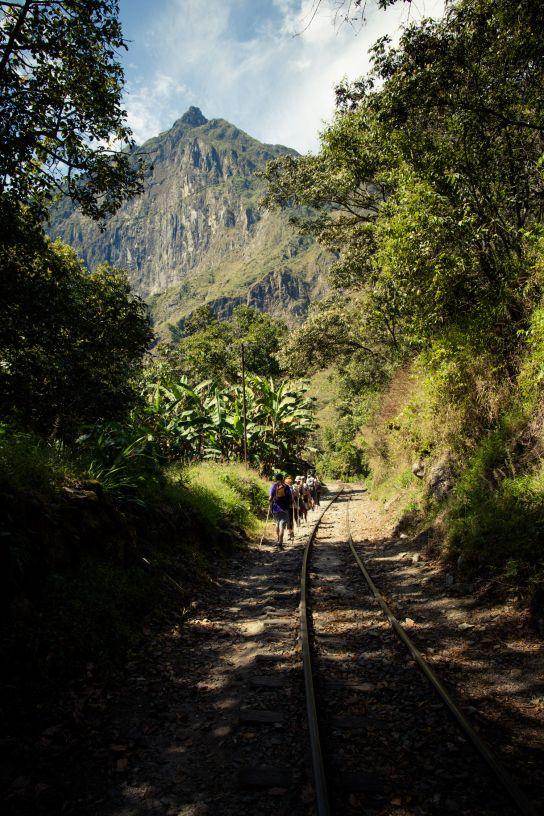 Santa Teresa-Aguas Calientes, Salkantay Trek, Peru