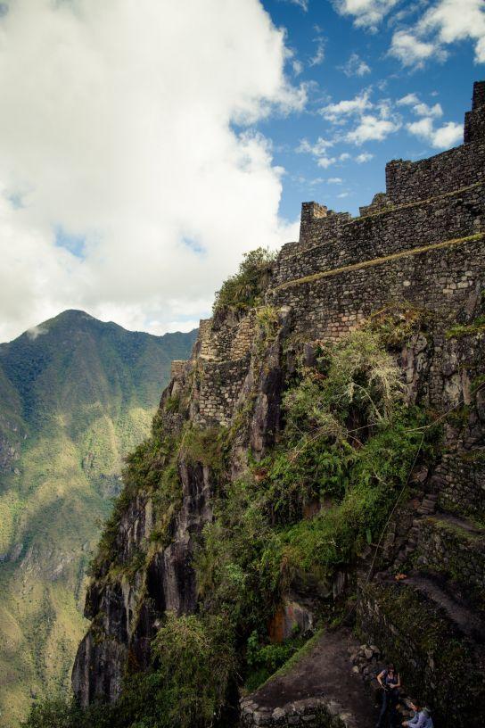 Huayna Picchu, Machu Picchu, Salkantay Trek, Peru