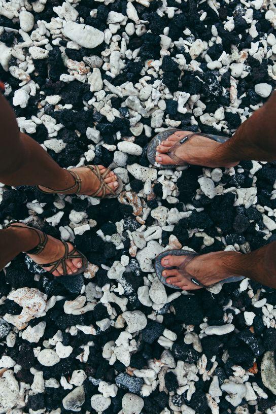 Manini Beach, Big Island, Hawaii