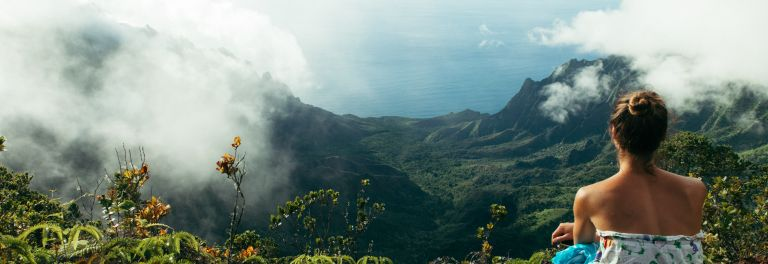 Episode 2: Kaua'i — A view from above. Koke'e State Park.