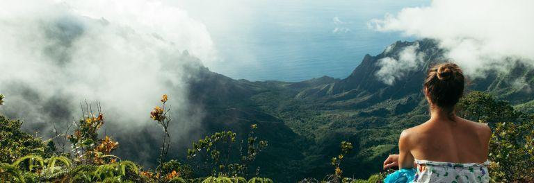 Épisode 2: Kaua'i — Une vue plongeante. Koke'e State Park.