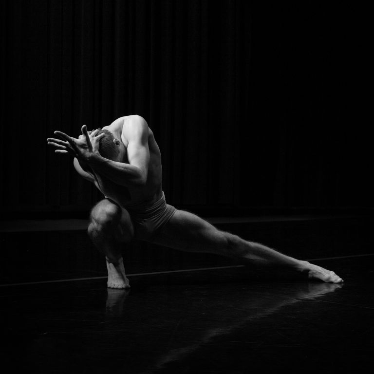Dancer: Andrew Skeels